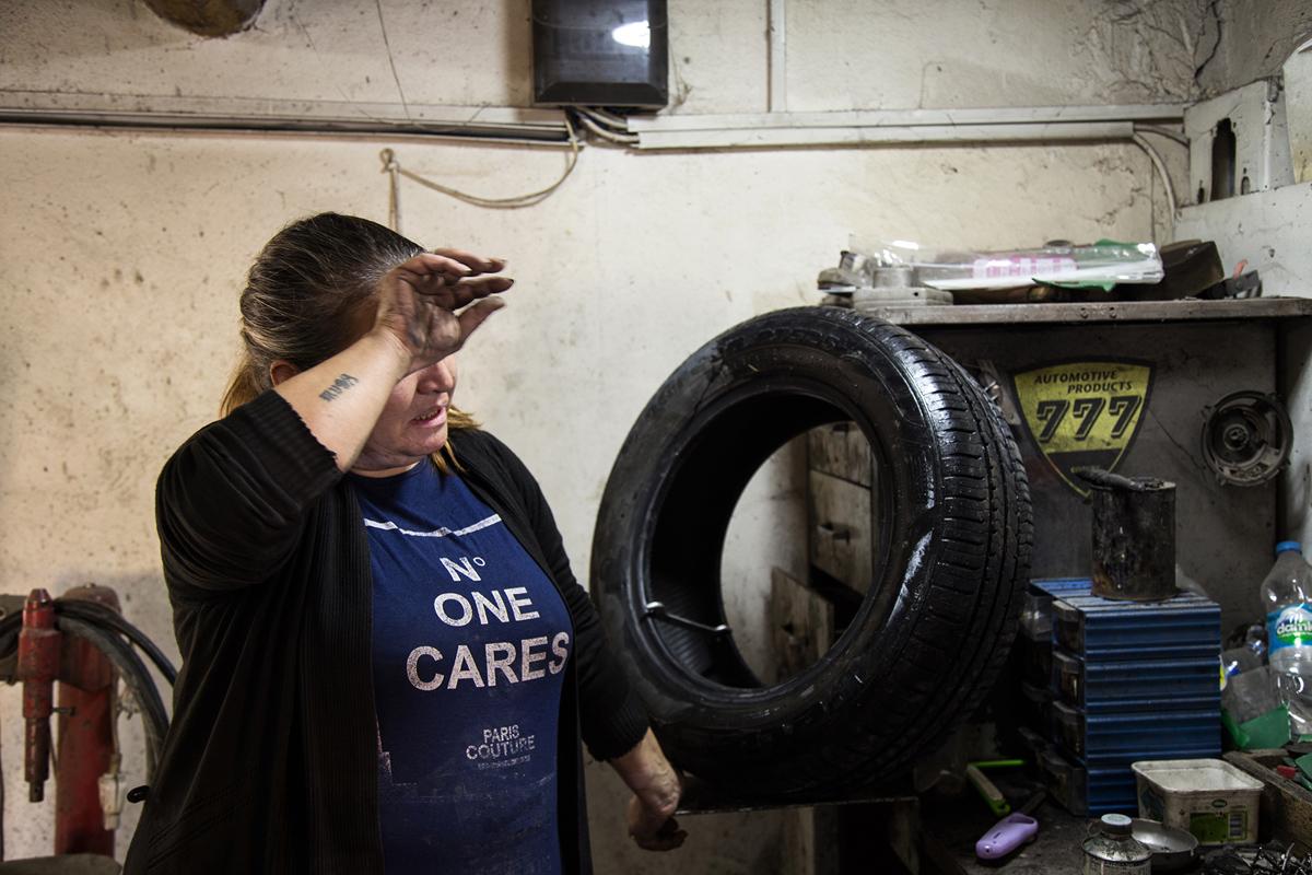 The Tire Repairer Fatoş